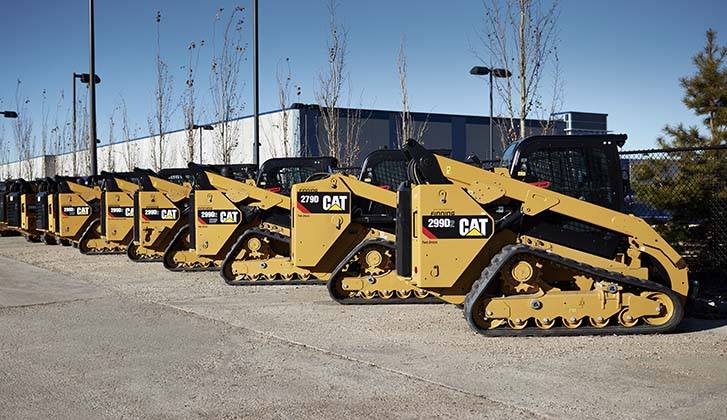 The Cat Rental Store of Kamloops BC | Finning Cat