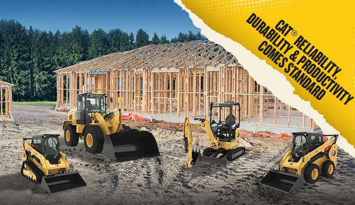 Seasonal Offers On Compact Construction Equipment