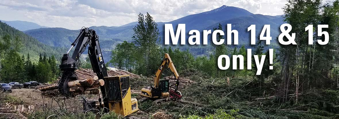 BC Forestry Sale