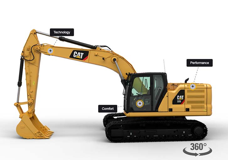 Next Generation Dozer 360