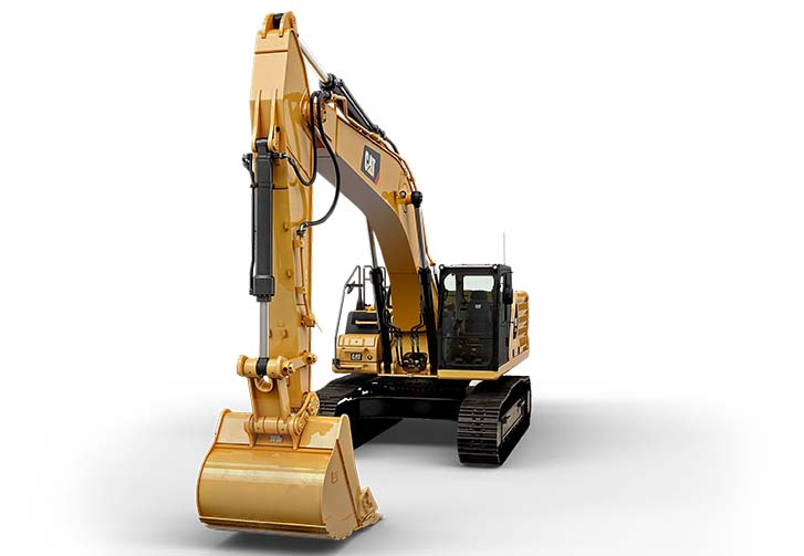 Next Generation Excavator 336GC