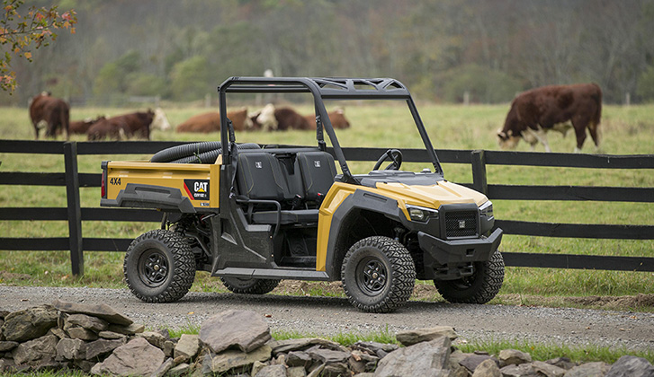 New Cat UTVs | Side By Sides