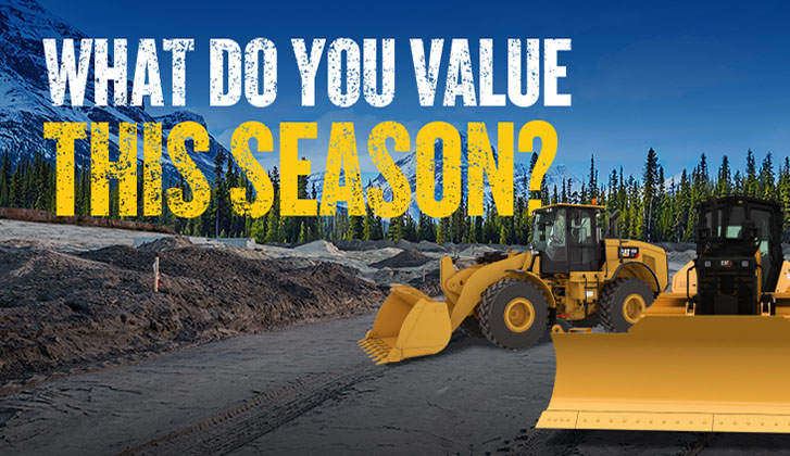 Seasonal Offers On General Construction Equipment