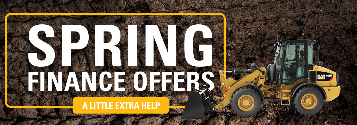 Great Deals For Spring For A Limited Time from Finning