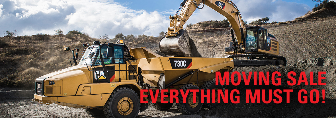 Finning Yellow Tag Equipment