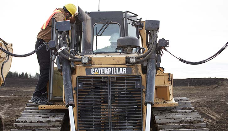 Working At Finning Finning Cat