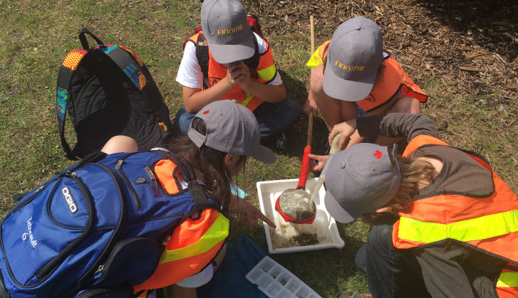 Supporting Science Education From Classrooms To Wetlands