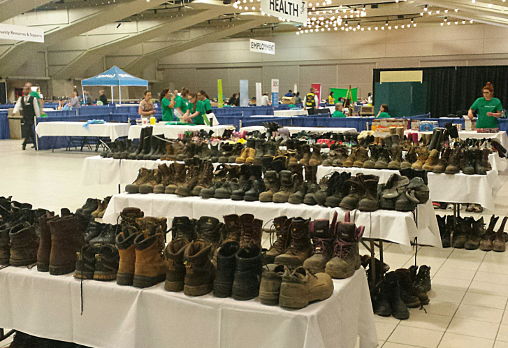 Finning Gives Homelessness The Boot