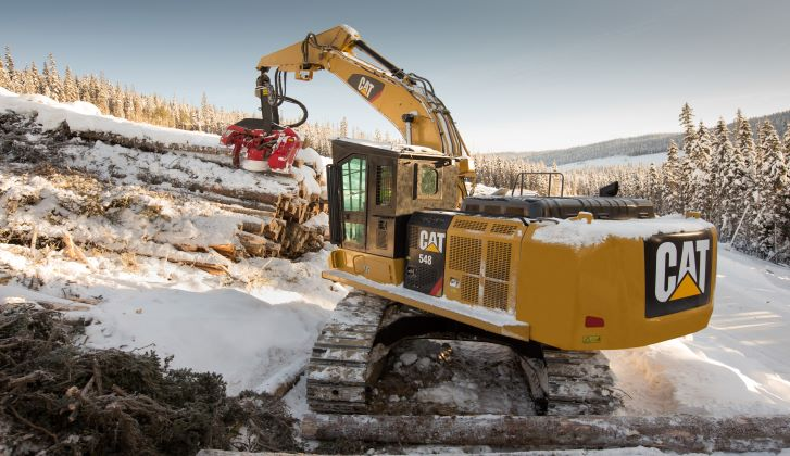 When to Repair, Rebuild or Replace Forestry Equipment