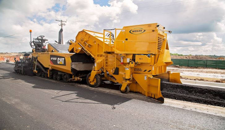 Technology Helps Asphalt Contractors Rethink How They Work