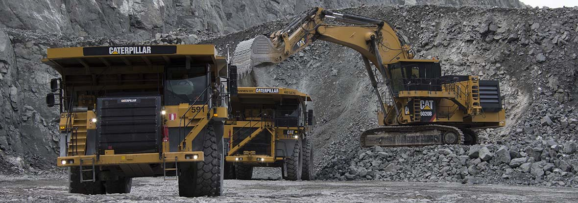 Options For Mining Finning Cat