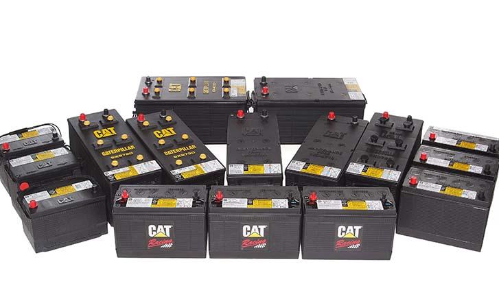 Batteries Finning Cat