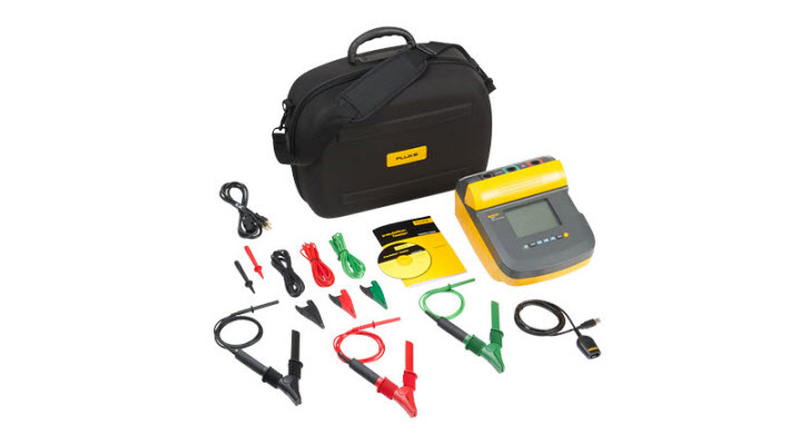 Insulation tester/ Hi-Pot / Linesmen