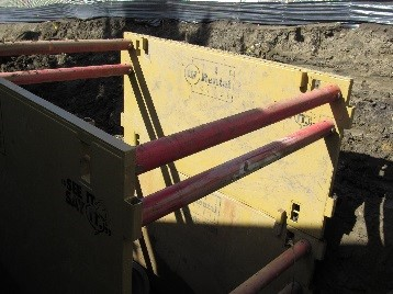 GME 4M Series Steel Trench Boxes