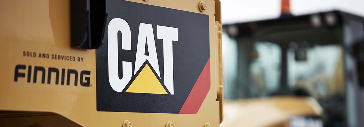 Finning Cat logo