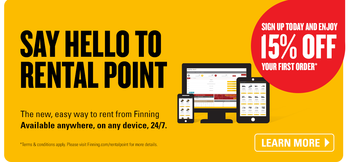 Say Hello to Rental Point