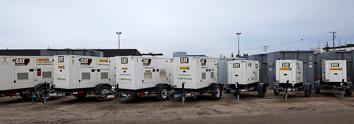Rental Power Industries