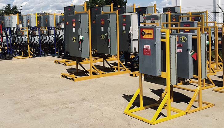 Electrical Services | Finning Cat