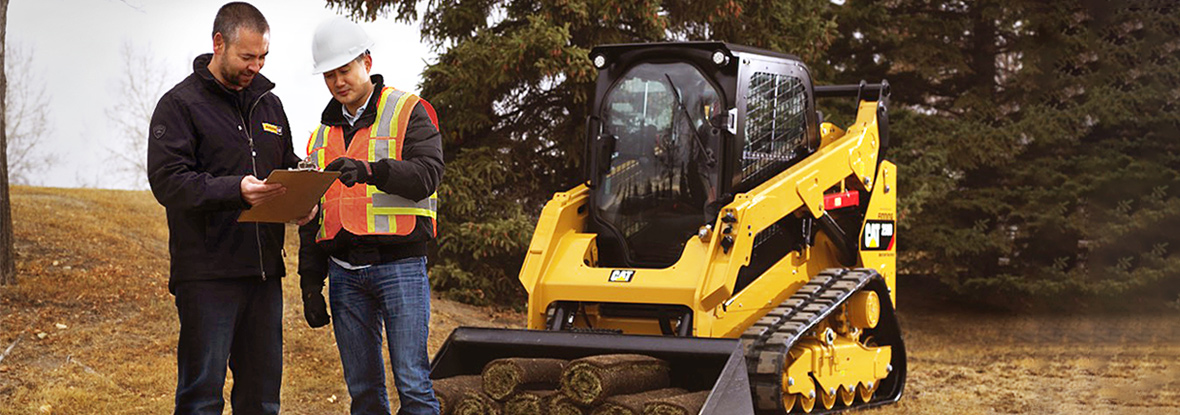 Finning Rental Attachments