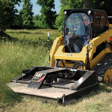 Rental Cat Brushcutter