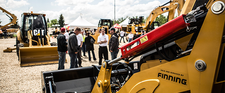 Finning Canada - Cat Equipment, Parts & Service | Finning Cat
