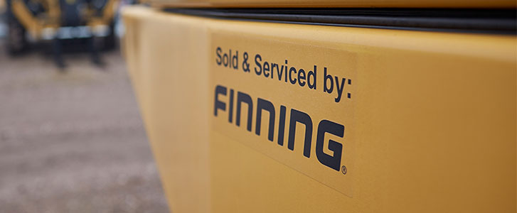 Finning UK - Cat Equipment, Parts & Service | Finning Cat