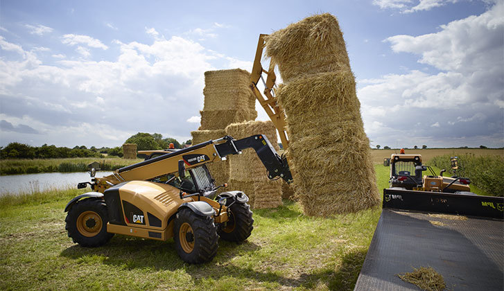 c76de2c9e0d3 Caterpillar® has always provided robust and durable machines to the  Agriculture market  regardless of applications or environment