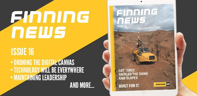 Magazine | Finning Cat