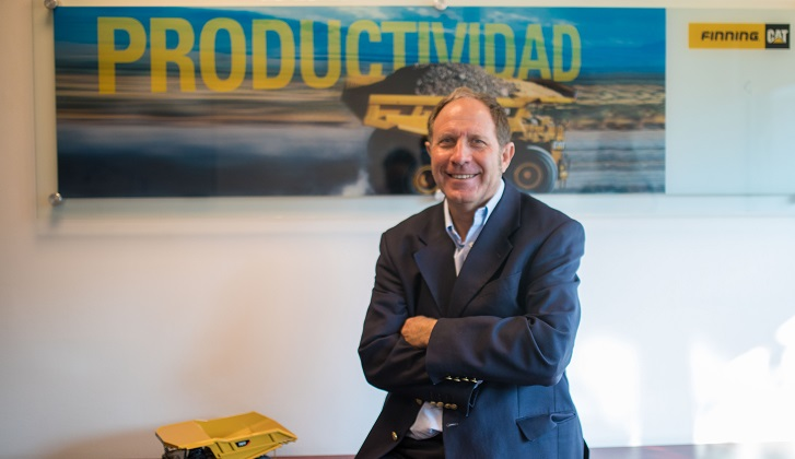Interview with Pedro Damajnic, Senior VP of Mining Finning