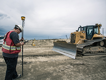 Trimble Site Positioning System